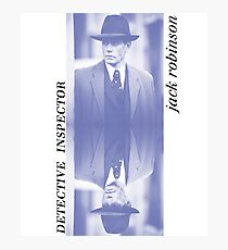 Detective Inspector Jack Robinson Photographic Print