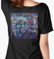 Sydney Blues and Roots - StarS live Women's Relaxed Fit T-Shirt