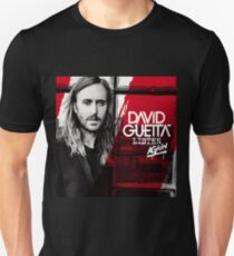 David Guetta Listen Tour T-Shirt