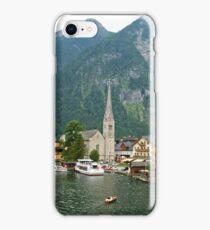 Salzkammergut, Austria iPhone Case/Skin