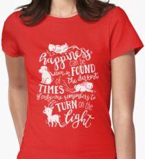 Spirit Animals Womens Fitted T-Shirt
