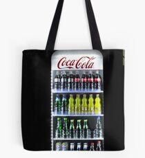 Soft Drinks Cabinet Tote Bag
