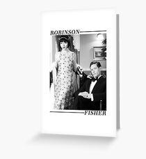 Robinson & Fisher Greeting Card