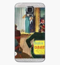 Sophie Tucker Cabaret Days Case/Skin for Samsung Galaxy
