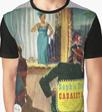 Sophie Tucker Cabaret Days Graphic T-Shirt