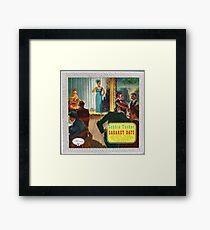 Sophie Tucker Cabaret Days Framed Print