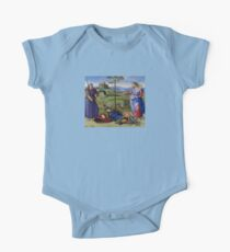 Raphael - Vision of a Knight - Renaissance Painting Duvet, T-Shirt, Cell Phone Cover One Piece - Short Sleeve