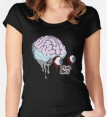 Brainiac Women's Fitted Scoop T-Shirt