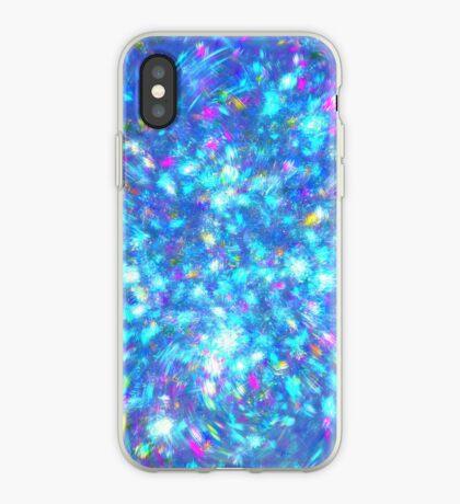 Winter #fractal art iPhone Case