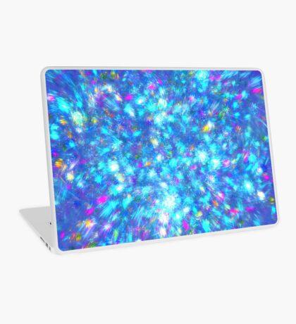 Winter #fractal art Laptop Skin