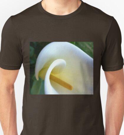Calla Lily in Garden T-Shirt