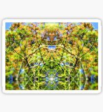 Sacred Botanidelica Sticker
