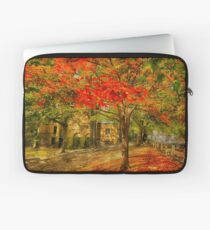 First signs of fall  II Laptop Sleeve