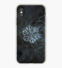 Snowflake photo - Alcor iPhone Case
