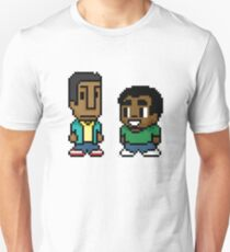 Troy and Abed Unisex T-Shirt