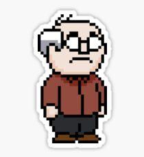 Community Pierce 8 bit Sticker