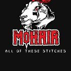 Heavy Metal Knitting - MoHair - All these stitches by SevenHundred