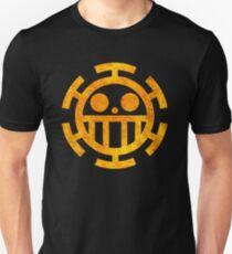 °MANGA° Trafalgar Law Rust Logo Unisex T-Shirt