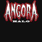 Heavy Metal Knitting - Angora - Halo by SevenHundred
