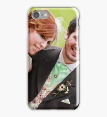 Weddings iPhone Case/Skin