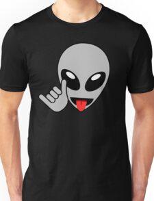 Alien Shaka Hang Loose  Unisex T-Shirt