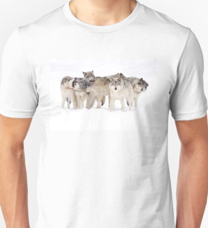 Dysfunctional Family - Timber Wolf T-Shirt