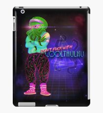 Coolthulhu iPad Case/Skin
