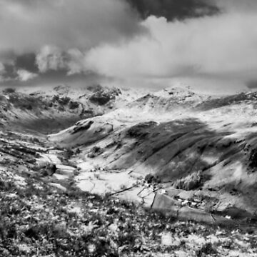 Over the Hills by asabphotography
