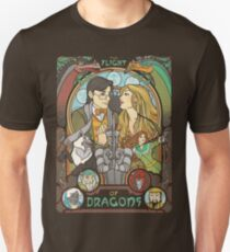 Flight of Dragons Unisex T-Shirt