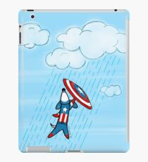 Captain America-ween iPad Case/Skin