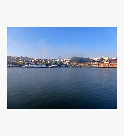 South of the River at Porto Photographic Print