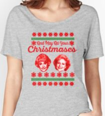 Golden Girls Christmas Women's Relaxed Fit T-Shirt