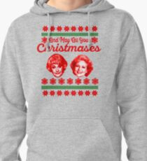 Golden Girls Christmas Pullover Hoodie