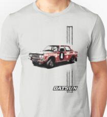 Datsun Bluebird 1600SSS 1970  P510 - Stripe T-Shirt