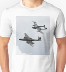 Vampire & Meteor @ Coventry Airport T-Shirt