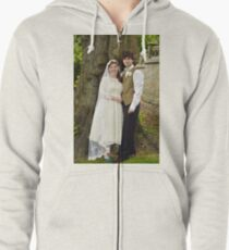 Wedding Zipped Hoodie