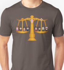 Both Sides Of The Law T-Shirt