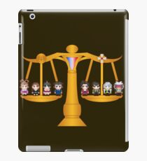 Both Sides Of The Law iPad Case/Skin
