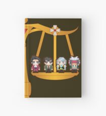 Both Sides Of The Law Hardcover Journal