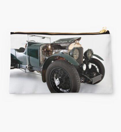 Bentley Classic car  Studio Pouch
