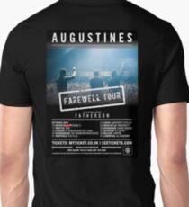 Augustines tour 2016 Unisex T-Shirt