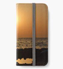 Sunrise in Marsa Alam iPhone Wallet/Case/Skin