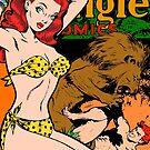 Jungle Queen (Version 3) by adamcampen