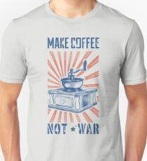 COFFEE GRINGER Unisex T-Shirt