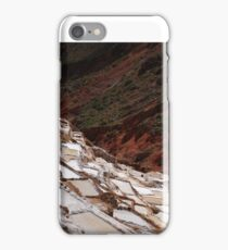 Salineras, Maras - Paru iPhone Case/Skin