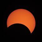 Solar Eclipse by Hermien Pellissier