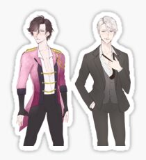 outfit swap stickers redbubble