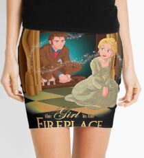 The Girl In The Fireplace Mini Skirt