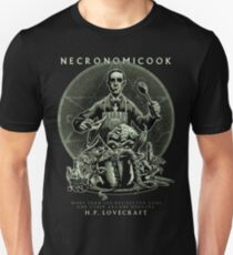 Necronomicook Slim Fit T-Shirt