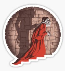Shadow Mismatch Sticker